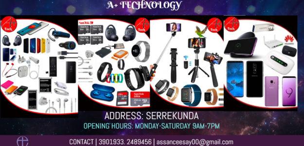 A+ Technology